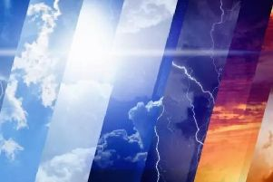 A wind weather warning has been issued for Northamptonshire.