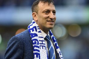 Tony Bloom. Picture by PW Sporting Photography