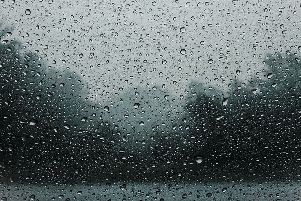 'It was a particularly dark and stormy evening'