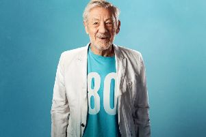 Ian McKellan. Picture by Oliver Rosser, Feast Creative