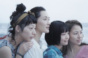 Our Little Sister: A beautiful and engaging Japanese film showing at the Curzon cinema