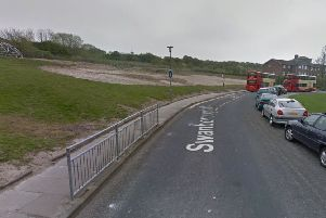 The attempted dog theft took place on Swanborough Drive, Brighton (Credit: Google Street View)