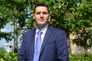 Huw Merriman, Conservative MP for Bexhill and Battle