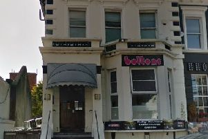 Boltons Bar Eastbourne (photo from Google Maps Street View
