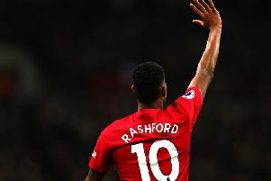 Marcus Rashford (Photo by Clive Rose/Getty Images)