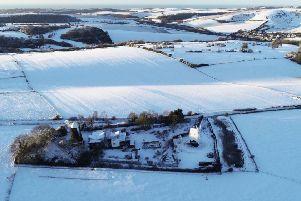 Eastbourne has been warned to expect heavy snow