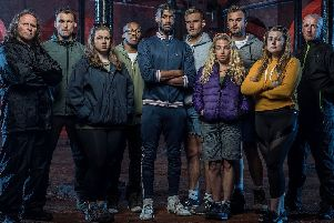 The cast of the latest season of Hunted