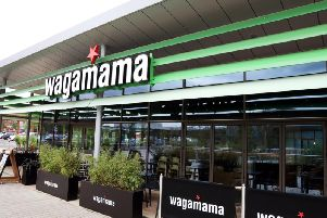 Wagamama is one of the UK's most popular restaurant chains