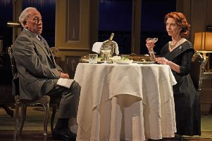 Simon Callow and Jane Asher to star in Noel Coward play at the Devonshire Park Theatre, Eastbourne