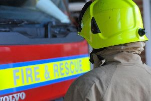 Crews attended two fires overnight