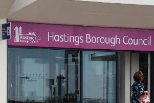 Hastings Borough Council said it successfully prosecuted the pair