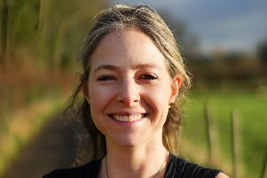 Alice Roberts. Picture by David Stevens