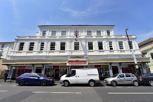 The Royal Hippodrome Theatre in Eastbourne  (Photo by Jon Rigby) SUS-180907-104454008