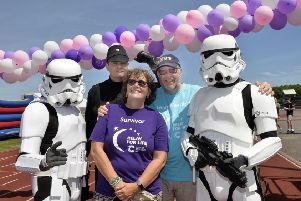 Relay for Life Fun Day, Eastbourne 2019 (Photo by Jon Rigby) SUS-190306-102840008