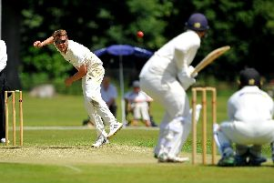 Luke Barnard took 4 wickets against Cuckfield
