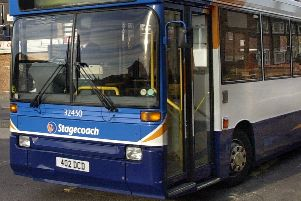 Stagecoach have apologised for the inconvenience