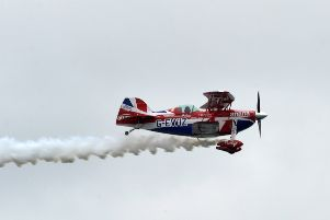 Airbourne 2018  (Photo by Jon Rigby) SUS-180821-074345001