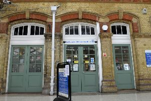 Eastbourne Railway Station Health Centre (Photo by Jon Rigby)