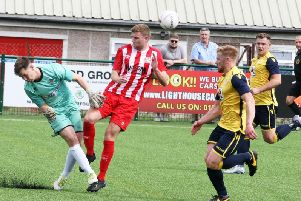 Eastbourne Town are unbeaten so far this season. Picture by Derek Martin Photography.