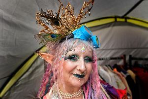 Steampunk Festival. Photo by Jon Rigby