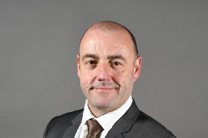 Mr Gander will be standing for the Brexit Party in any forthcoming parliamentary election SUS-190909-155127001