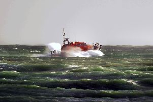 Eastbourne lifeboat called out