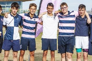 Eastbourne College pupils competed at their annual aquathlon