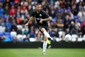 Shane Duffy was dropped for the match at Manchester City (getty)