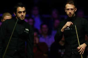 O'Sullivan and Trump met in the final of the Northern Ireland Open last season