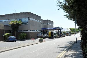 Eastbourne DGH wards to be improved with extra funding from government