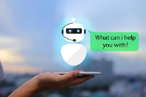 Chatbots can help solve customer queries