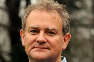 Hugh Bonneville. Library photo - not taken at the event. Picture by Kate ShemiltC130331-1