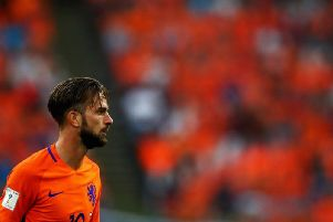 Davy Propper will miss Holland's European qualifiers and will remain in Brighton as he recovers from a hamstring injury