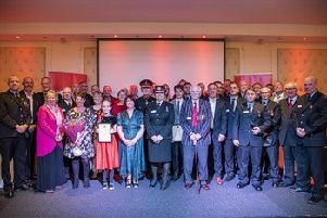 ESFRS annual awards ceremony