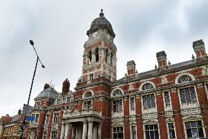 Eastbourne Town Hall (Photo by Jon Rigby)