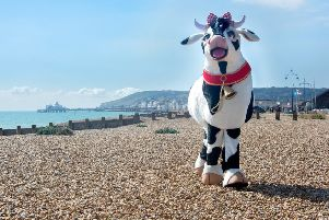 Clarabelle the Cow