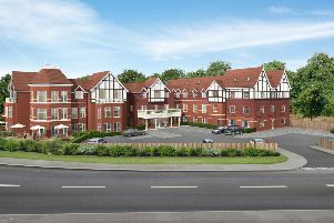 New Hallmark Care Home in Kings Drive SUS-200801-122011001