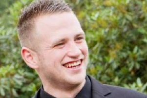 nthony Knott's body was tragically discovered in the River Ouse at Newhaven on Friday (January 10). Photo courtesy of family