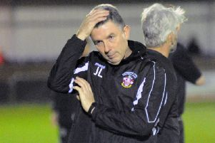 John Lambert left frustrated after conceding four goals at home