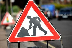 Crackley Lane will be closed for part of next week