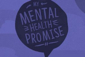 Sussex Child and Adolescent Mental Health Services launched the My Mental Health Promise campaign in the autumn