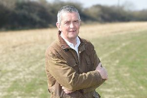 Guy Smith announced as keynote speaker for 2019 Arable Conference