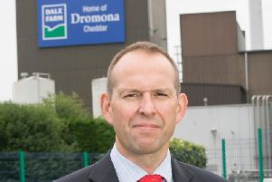 Nick Whelan, group chief executive at Dale Farm