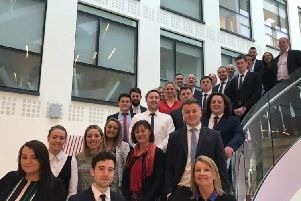 The 100th graduate trainee has completed a specially designed and delivered management development programme for Dawn Meats and Dunbia at University College Dublin