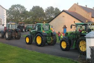 More tractors coming to join the fun