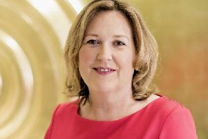 Roseann Kelly - chief executive of Women in Business