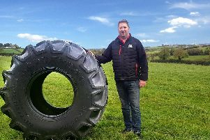 Farm Tyres NI has been appointed as an approved Goodyear Farm Tires