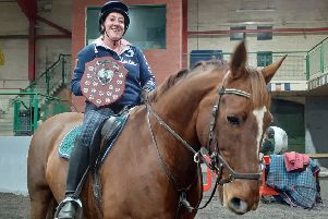 The winner of the The Dolly Mixture Perpetual Shield, was Jenna Coote, who had attended the most events/lessons in the past club year