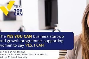 'Yes you can' with 'Women in Business'
