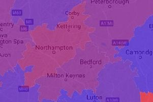 Flu hotspots revealed: Map shows areas worst affected by flu as Aussie strain hits UK